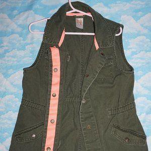 Girls Vest Jacket